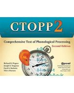 (CTOPP-2) Comprehensive Test of Phonological Processing, Second Edition