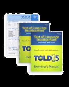 TOLD-I:5 Complete Kit