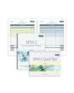 SPM-2 Preschool Print Kit with Quick Tips