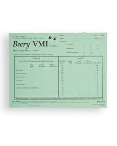 Beery VMI Long Form Test, Sixth Edition (Pack of 25)