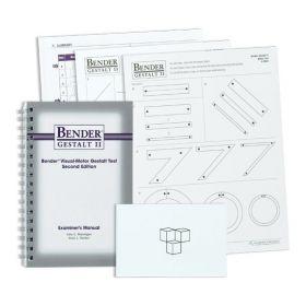 (Bender-Gestalt II) Bender Visual-Motor Gestalt Test, Second Edition