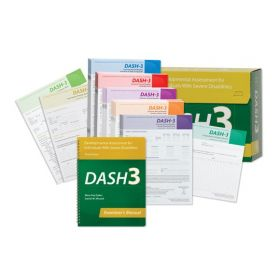 (DASH-3) Developmental Assessment for Individuals with Severe Disabilities, Third Edition