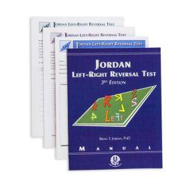 (Jordan-3) Jordan Left-Right Reversal Test, Third Edition