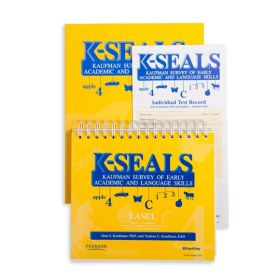 (K-SEALS) Kaufman Survey of Early Academic and Language Skills