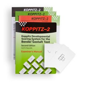 (KOPPITZ-2) Koppitz Developmental Scoring System for the Bender Gestalt Test, Second Edition