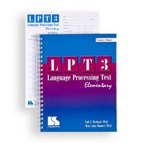 (LPT 3) Language Processing Test 3: Elementary
