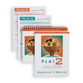 (PLAI-2) Preschool Language Assessment Instrument, Second Edition