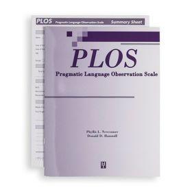 (PLOS) Pragmatic Language Observation Scale