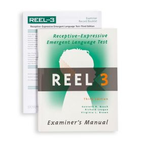 (REEL-3) Receptive-Expressive Emergent Language Test, Third Edition