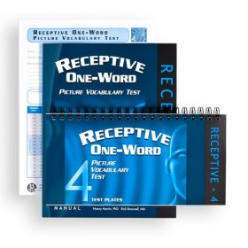 (ROWPVT-4) Receptive One-Word Picture Vocabulary Test, Fourth Edition