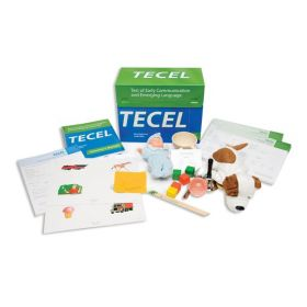 (TECEL) Test of Early Communication and Emerging Language