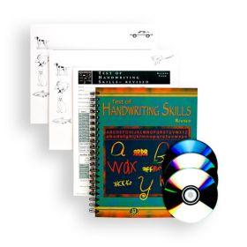 (THS-R) Test of Handwriting Skills, Revised