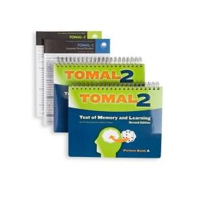 (TOMAL-2) Test of Memory and Learning, Second Edition