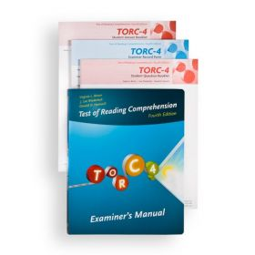 (TORC-4) Test of Reading Comprehension, Fourth Edition