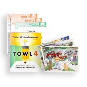 (TOWL-4) Test of Written Language 4