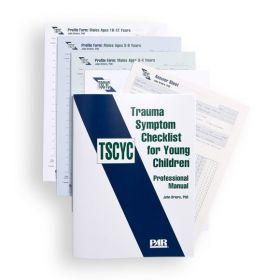 (TSCYC) Trauma Symptom Checklist for Young Children