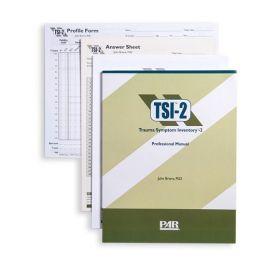 (TSI™-2) Trauma Symptom Inventory, Second Edition