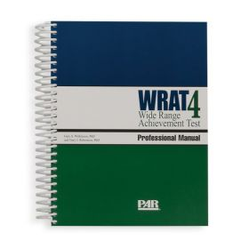 (WRAT4) Wide Range Achievement Test 4