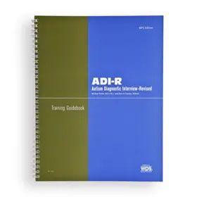ADI-R Training Guidebook