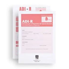 ADI-R Spanish Interview Booklet and Comprehensive Algorithm Form