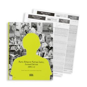 (BBRS™-2) Burks Behavior Rating Scales™, Second Edition