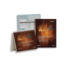 (KBIT-2) Kaufman Brief Intelligence Test, Second Edition
