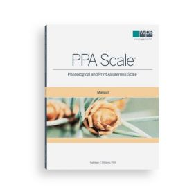 (PPA Scale) Phonological and Print Awareness Scale