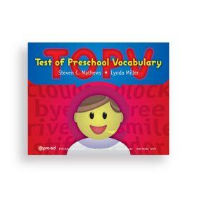 (TOPV) Test of Preschool Vocabulary