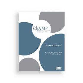 (ChAMP™) Children and Adolescent Memory Profile™