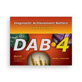 (DAB-4)  Diagnostic Achievement Battery, Fourth Edition