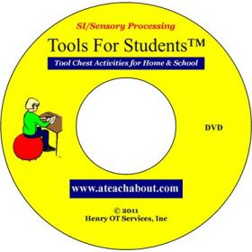 Tools for Students DVD: Tool Chest Activities for Home & School