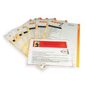 ADOS-2 Spanish Language Protocol Booklet: Module 4 (Pack of 10)