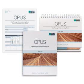 (OPUS) Oral Passage Understanding Scale