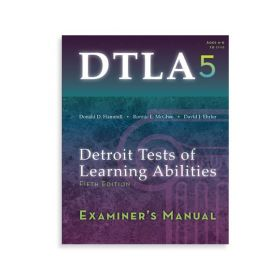 (DTLA-5) Detroit Tests of Learning Abilities-Fifth Edition