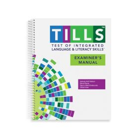 (TILLS) Test of Integrated Language and Literacy Skills