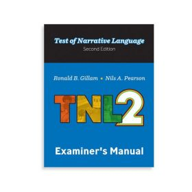 (TNL-2) Test of Narrative Language–Second Edition