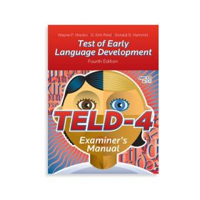 (TELD-4) Test of Early Language Development- Fourth Edition