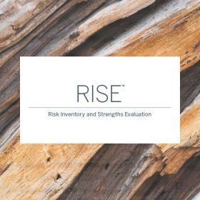 (RISE™ Assessment) Risk Inventory and Strengths Evaluation