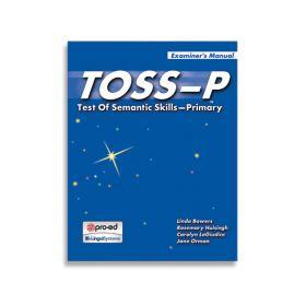 (TOSS-P) Test of Semantic Skills Primary