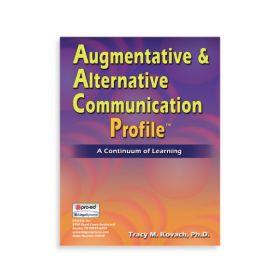 (AACP) Augmentative and Alternative Communication Profile