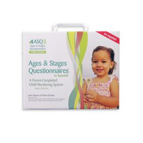 Ages & Stages Questionnaires, Third Edition