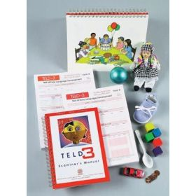 (TELD-3) Test of Early Language Development, Third Edition