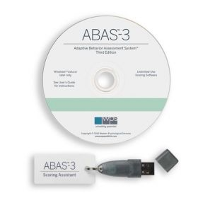 ABAS-3 Unlimited-Use Scoring Assistant Software