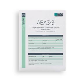 ABAS-3 Adult Form (Pack of 25)