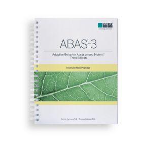 ABAS-3 Print Intervention Planner