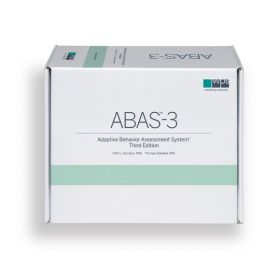 ABAS-3 School Print Kit