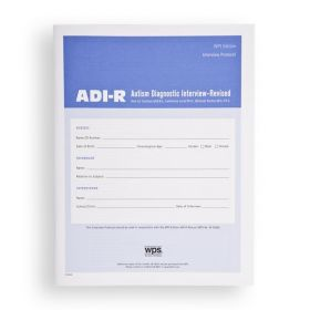 ADI-R Interview Booklet (Pack of 5)