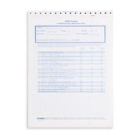 APSD Teacher Form (Pack of 25)