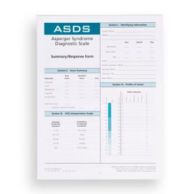 ASDS Summary/Response Form (Pack of 50)