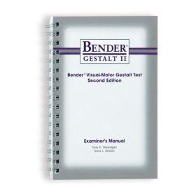 Bender-Gestalt II Manual